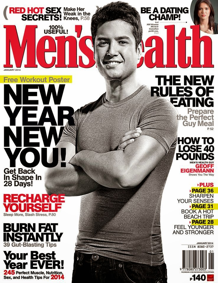 Mens Health Philippines November 2014 Pdf
