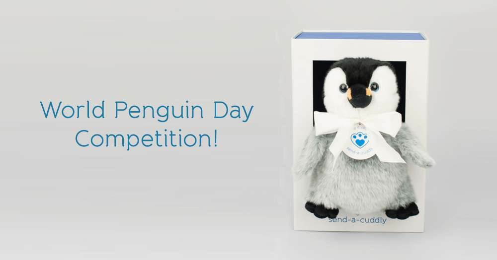 National Penguin Day Wishes for Whatsapp