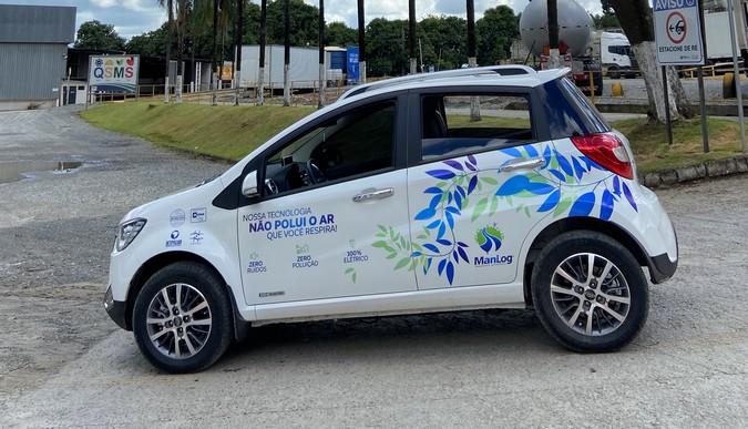 Manlog Transportes investirá em veículos elétricos para garantir mobilidade compartilhada entre colaboradores