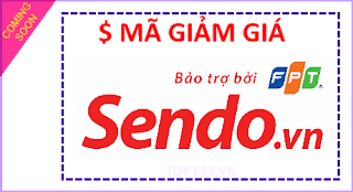 Mã Giảm Giá SENDO