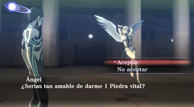 Conversando con Ángel Semioscuro Análisis Shin Megami Tensei III Nocturne HD Remaster