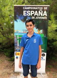 EN DIRECTO: Buen inicio de los valencianos en el Sub-14. Diego Macías (4º de ranking) y Carlos Villagordo colideran el torneo con 3/3
