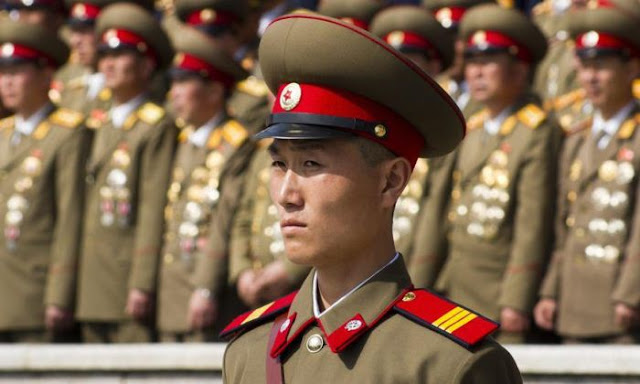 Tentara Korea Utara