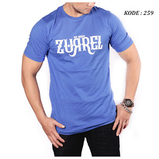 KOAS ZURREL ORIGINAL WARNA UNGU