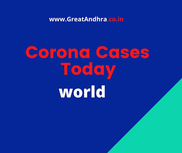 World Wide CoronaVirus Cases LIVE Updates
