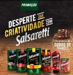Promoção Salsaretti Prêmio Mensal 2 Mil Reais Desperte Criatividade
