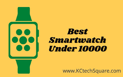 Best Smartwatch Under 10000 in India (September 2020)