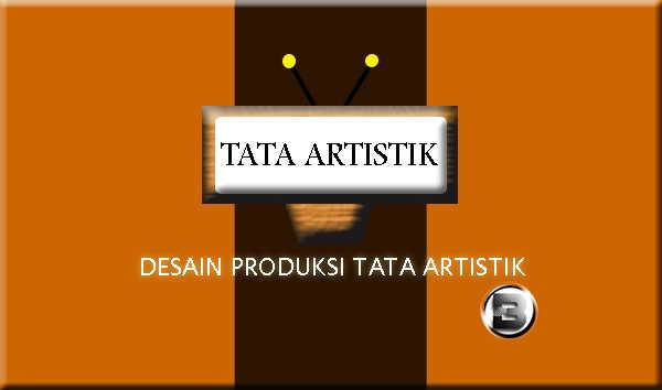 Contoh Tugas Desain Produksi Tata Artistik
