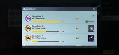 5 easiest medals get pubg mobile