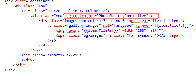 SharePoint App: Simple Photo Gallery AngularJS | SharePointTweaks