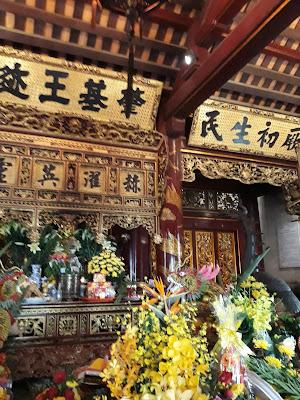 ベトナム・フート省のフン神社(Đền Hùng)