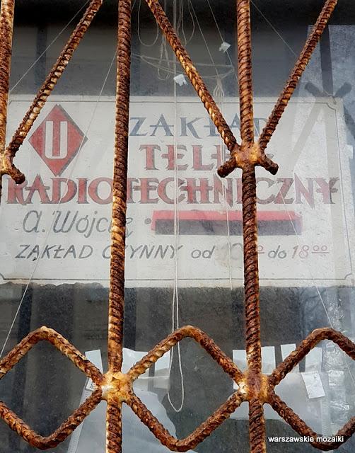 warszawa warsaw szyld warszawskie szyldy śródmieście