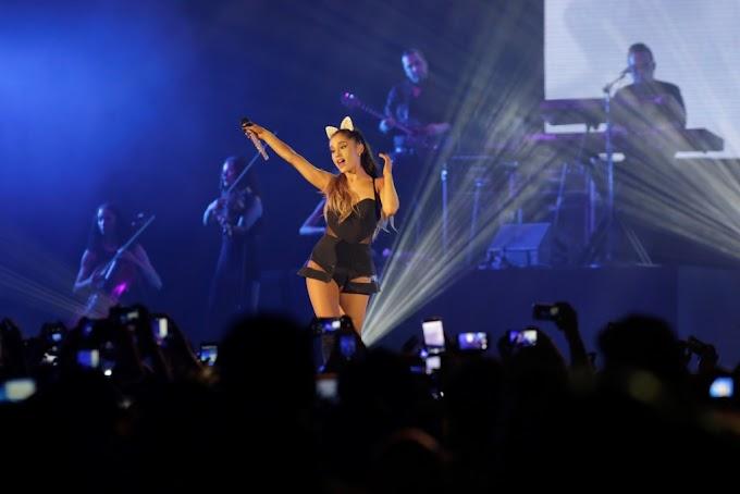 Ariana Grande ¿comprometida?