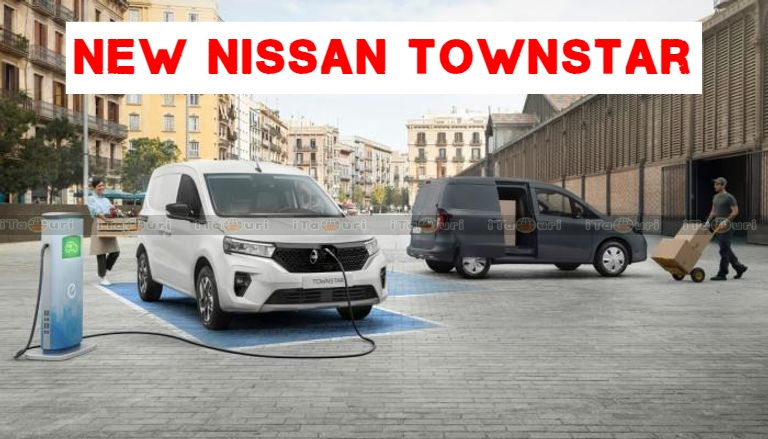 Nissan launches its Townstar service car