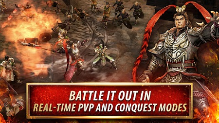 Pada kesempatan kali ini saya admin putraadam Dynasty Warriors: Unleashed Mod Apk v1.0.19.7 (God Mode/High Damage)