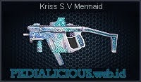 Kriss S.V Mermaid