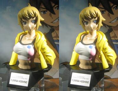 Figure-rise Bust Hoshino Fumina