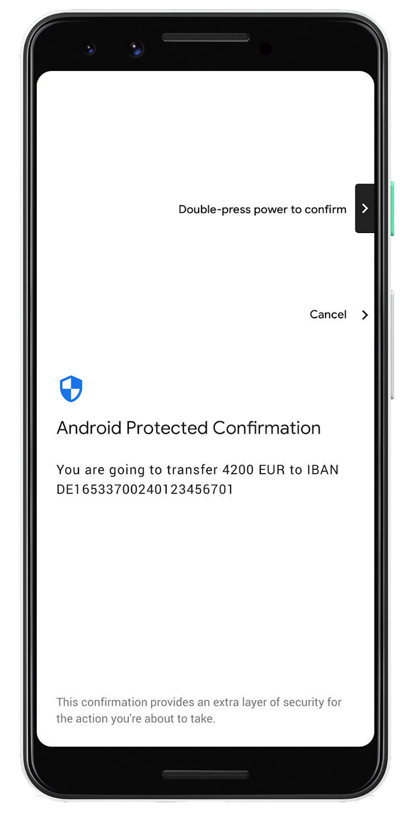 Android Developers Blog: Android Protected Confirmation