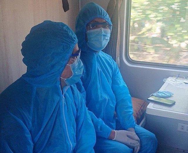 Tỷ phú Trần Đình Long thuê đoàn tàu chở chuyên gia Trung Quốc về KKT Dung Quất