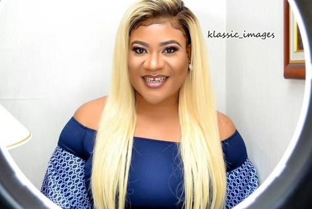 """""""I Don't Have Sense"""" Actress Nkechi Blessing Says After Beings Dragged By Singer Dotman"""