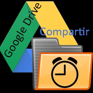 tutorial compartir google drive