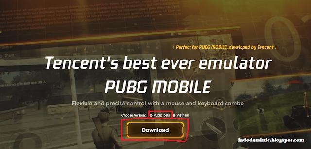 Cara Download Game PUBG di PC
