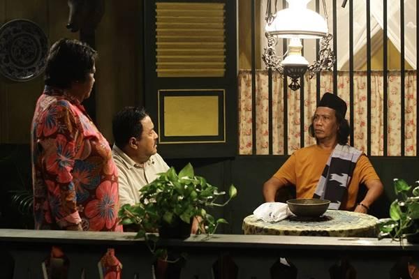Review Film Akhir Kisah Cinta Si Doel (2020), Penantian Manis Bagi Penggemar Setia