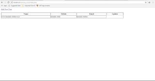 Cara membuat CRUD (Create, Read, Updute, Delete) bagian Add dengan PHP dan MySQL XAMPP