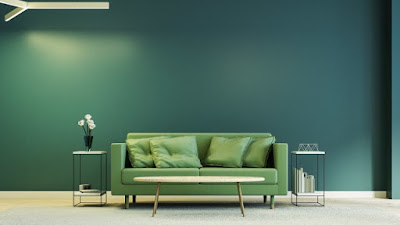 Warna Hijau pada Interior Rumah Cocok Untuk Membuat Suasana Segar dan Menenangkan