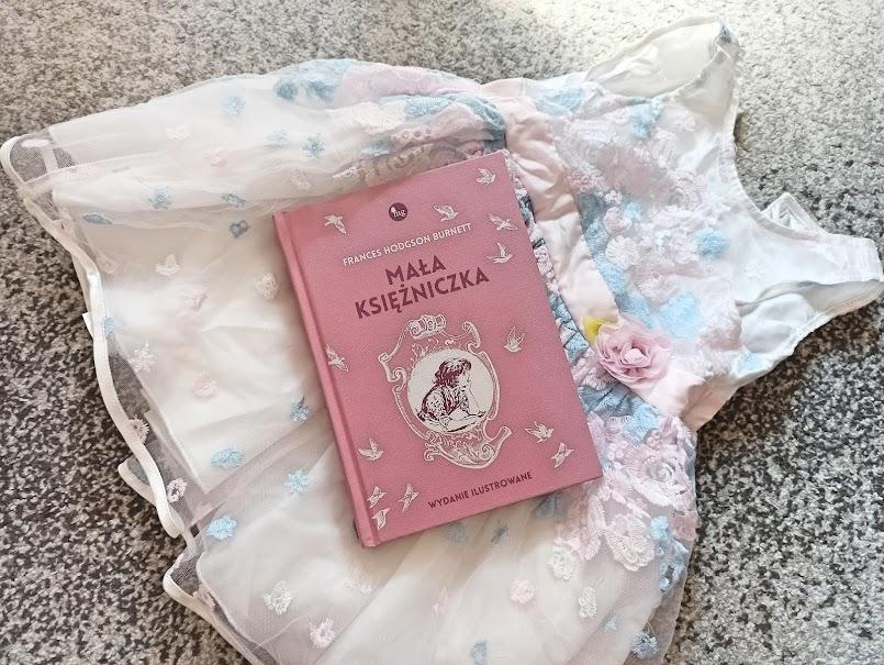 """""""Mała księżniczka"""" - Frances Hodgson Burnett"""