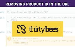 Removing Product ID in the URL — Thirtybees