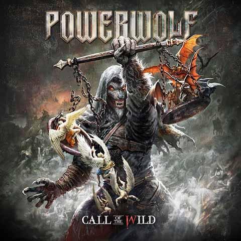 """Ο δίσκος των Powerwolf """"Call of the Wild"""""""