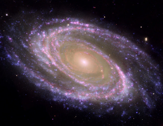 Astrophysicists discover mechanism for spiral-arm formation in disk galaxies
