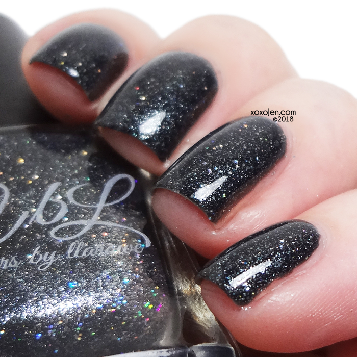 xoxoJen's swatch of Colors By Llarowe Who's Your Daddy?