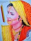 रंगवाली पिछौड़ा - कुमाऊँनी महिलाओं की पहचान