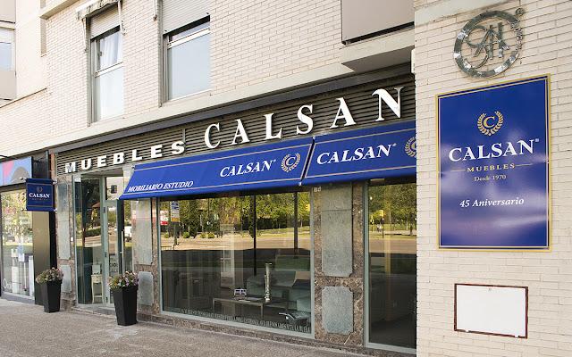 Muebles CALSAN Zaragoza