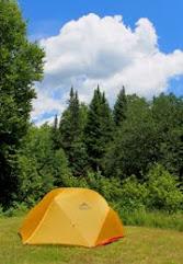 Backwoodsplaid Review L L Bean S King Pine Dome Tent