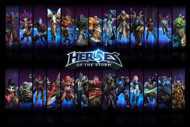 Blizzard anuncia despidos y cancela sus planes eSports para Heroes of the Storm