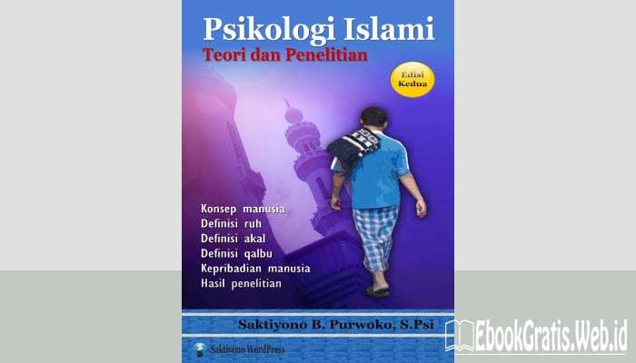 Ebook Psikologi Islami Teori dan Penelitian, Edisi Kedua