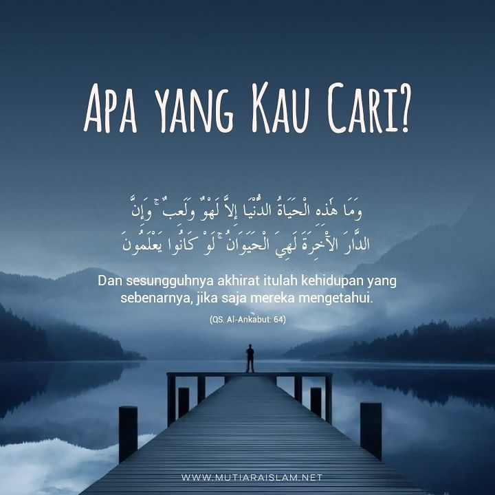 kutipan islami tentang kehidupan