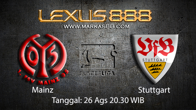 Prediksi Bola Jitu Mainz vs Stuttgart ( German Bundesliga )