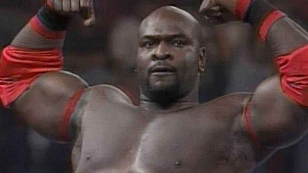 Ahmed Johnson era cotado para ser WWE Champion