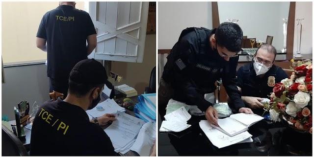 Líder Transportes: Polícia investiga fraude no transporte escolar e aluguel de veículos em no Piauí