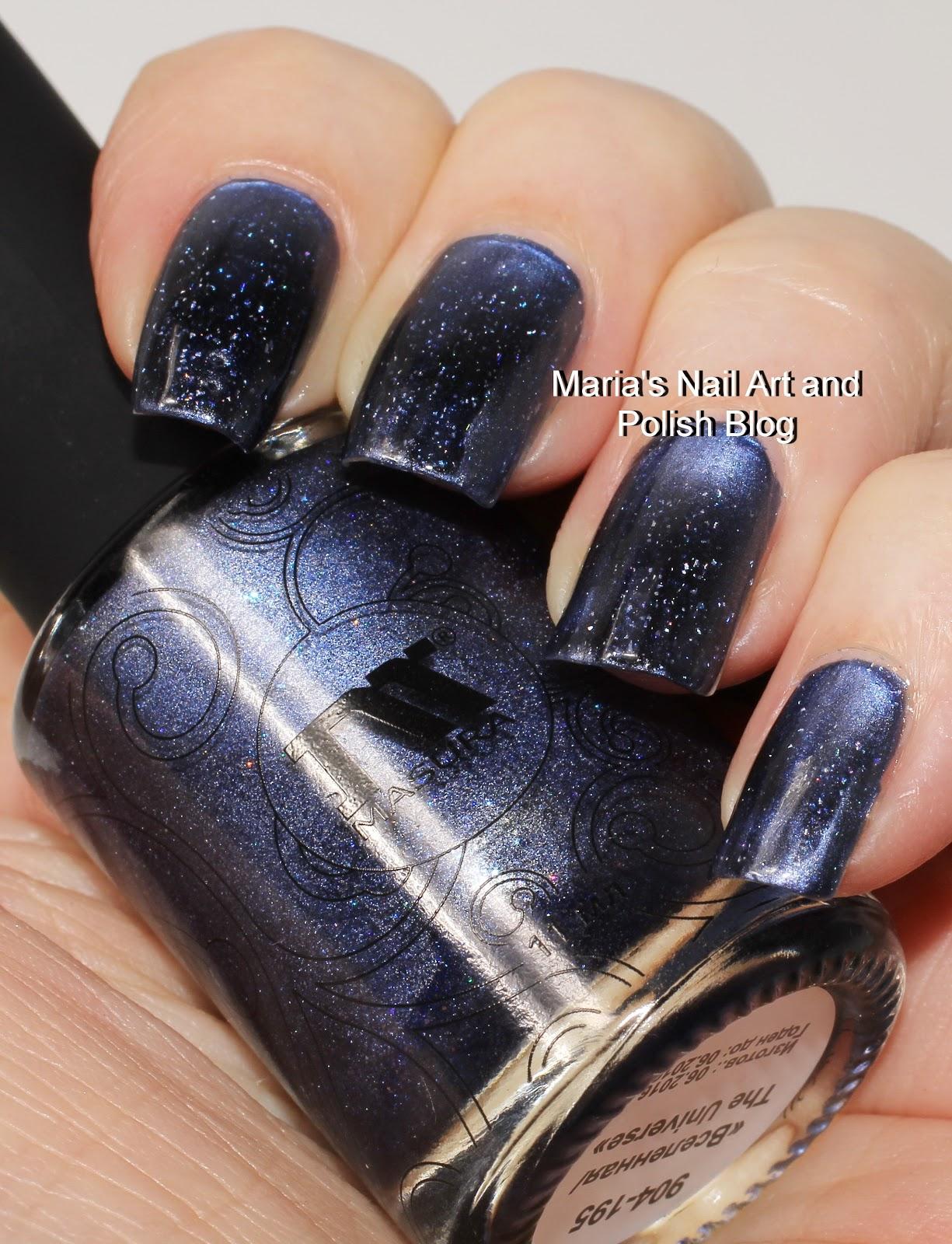 Marias Nail Art And Polish Blog Masura The Universe Swatches