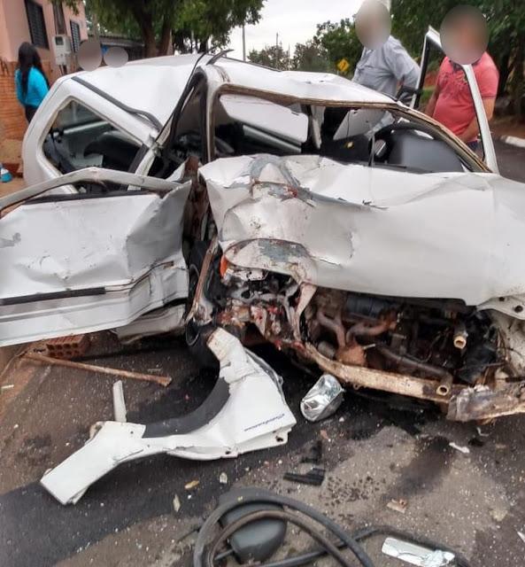 Rapaz morre vítima de acidente de trânsito no Álvares Machado - Adamantina Notìcias