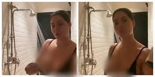 فيديو  جديد فاضح  لمريم الدباغ وهي تستحمّ !