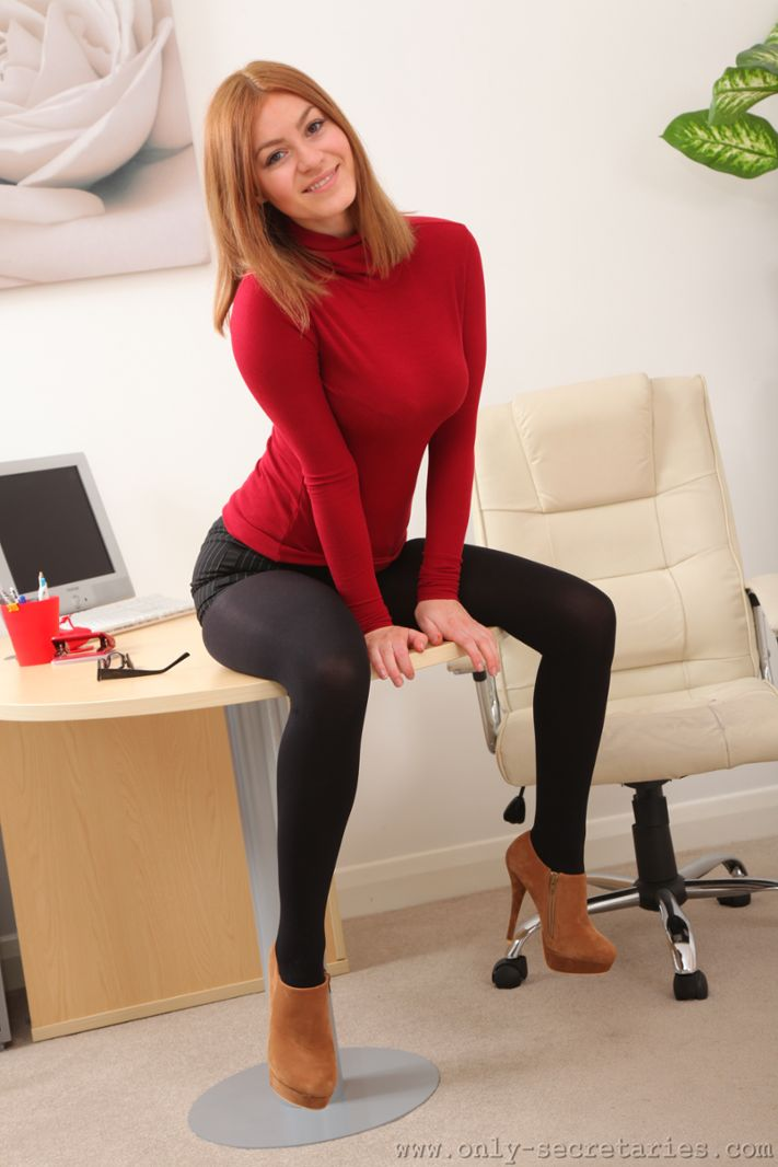 Images Of Sexy Secretaries