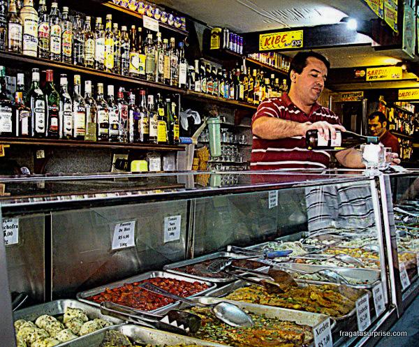Comer no Rio de Janeiro: Adega Pérola, Copacabana