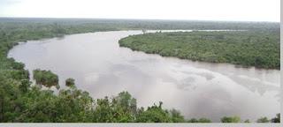 Pembagian sungai