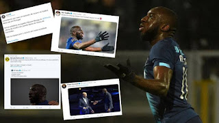 Porto's Marega gets supported Dortmund after suffering racist abuse